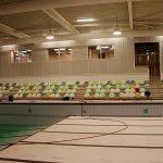 zwembad verenigingsruimte